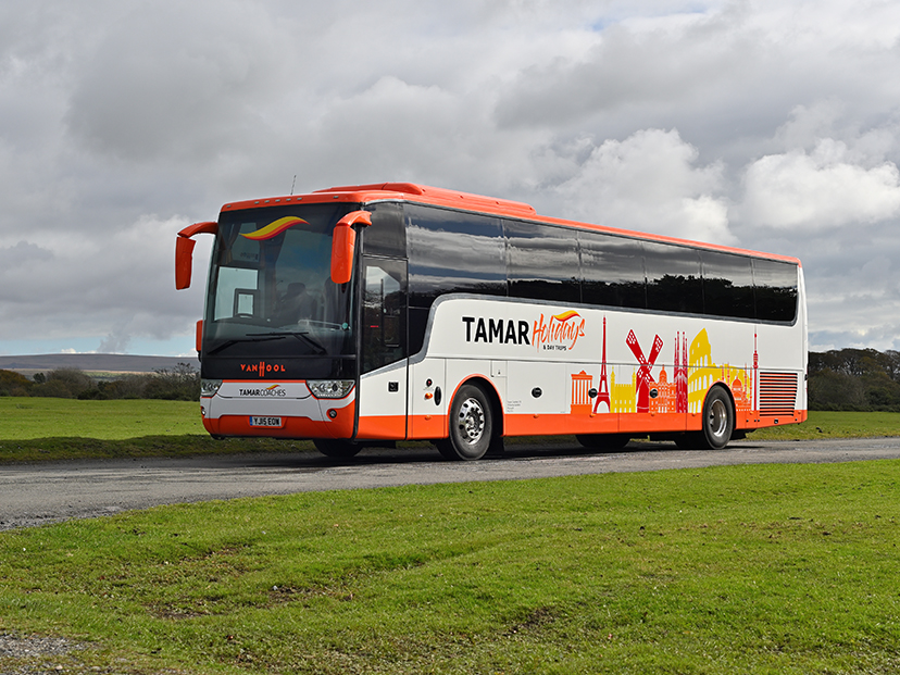 Tamar Coaches - 53 Seat Executive Coach