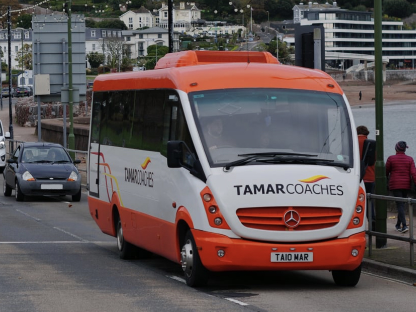 33 Seater Coach in Torquay